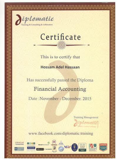 The financial accountant diploma